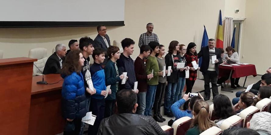 243 de elevi maramureșeni au fost premiați în cadrul Taberei Județene de Matematică