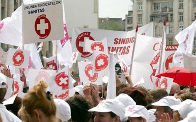 Ce revendicări au sindicaliștii maramureșeni din sănătate