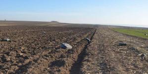 Țigări de contrabandă transportate  și cu drona și cu cârca