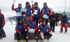 Două zile, două probe și câte două medalii  – de aur, argint și bronz –  pentru schiorii maramureșeni