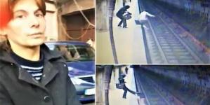 Criminala de la metrou, condamnată definitiv la închisoare pe viață
