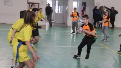 130 de copii au participat la competiția Ghiocei de Borșa – Rugby Tag (VIDEO & GALERIE FOTO)