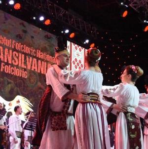 """Ansamblul """"Transilvania"""" a sărbătorit 6 decenii de activitate (GALERIE FOTO)"""