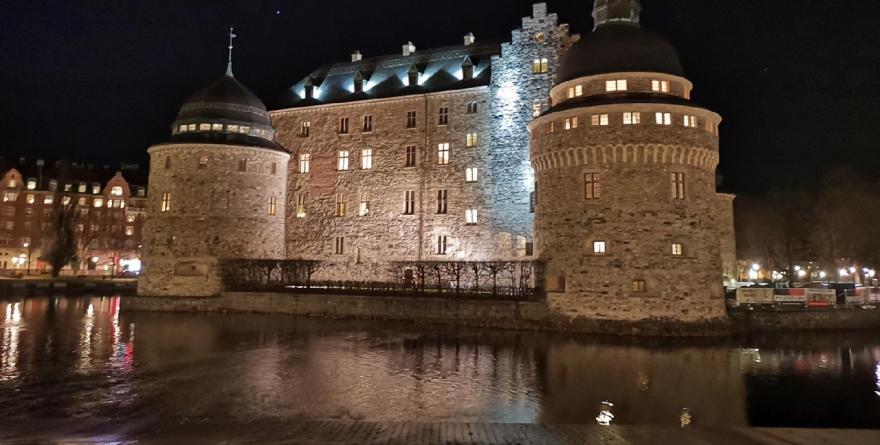 Castel din Suedia vs palat din Maramureș