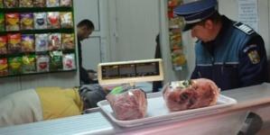 Amenzi de 62.000 de lei pentru comerț ilicit și confiscări de produse