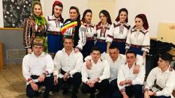 Jucăușii din Cupșeni au susținut în Spania un spectacol dedicat femeii