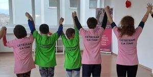De Ziua Mondială a Sindromului Down, flashmob în Centrul Vechi al Băii Mari