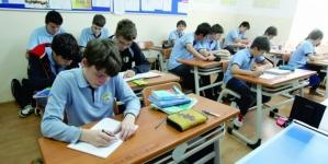 Elevii de gimnaziu au susținut ultima probă din cadrul simulării naționale