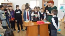 """Elevii de la """"Avram Iancu"""" au marcat Ziua Mondială a Apei"""
