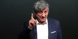 Actorul Ion Caramitru susține o conferință în Baia Mare