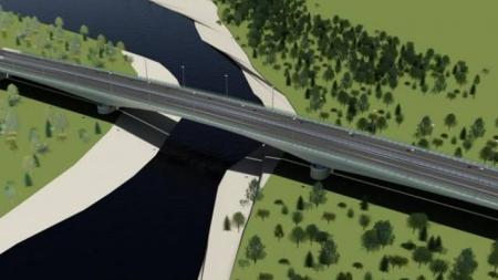 Cum mai e cu proiectul podului între Biserica Albă și Sighet