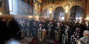 Liturghia Darurilor înainte Sfinţite la Mănăstirea Rohia (GALERIE FOTO)