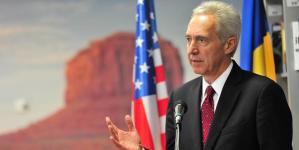 Ambasadorul SUA în România va dialoga cu studenții băimăreni