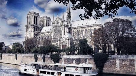 Notre Dame, înainte și după incendiu, în viziunea unei artiste fotograf din Baia Mare (VIDEO)