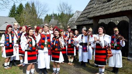 """Maramureșeni la Festivalul Internațional de Artă """"Carpathian Space"""""""