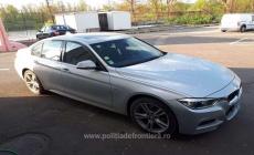 Un BMW furat din Franța a fost recuperat în Maramureș