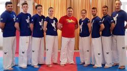 Un prim campion mondial la Taekwon-do I.T.F. pentru delegația băimăreană din Germania