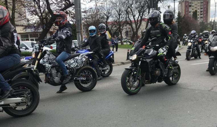 Sezonul moto 2019 a fost deschis în mod oficial (GALERIE FOTO)