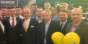 Maramureșeni la Cluj, la lansarea regională a candidaților liberali la alegerile europarlamentare