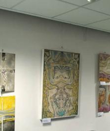 """Expoziția de pictură """"Studio '19"""""""