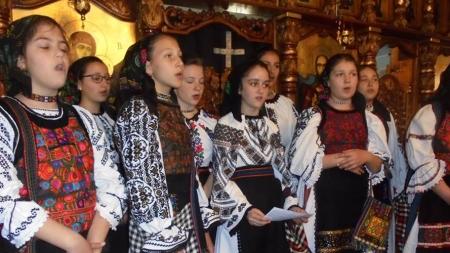 Concert de pricesne în Baia Mare susținut de elevi din trei județe