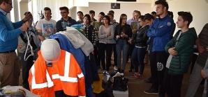 Proiect pentru liceeni privind securitatea și sănătatea în muncă