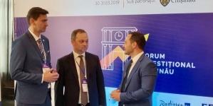 Maramureșeni la Gala Businessului Moldovenesc