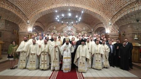 După 20 de ani – întâlnire a absolvenților Seminarului Teologic din Baia Mare (GALERIE FOTO)