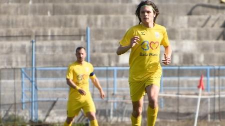 Bogdan Jeler convocat din nou la reprezentativa U16