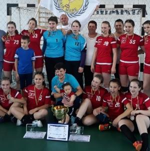 Handbalistele de la CSȘ 2 Baia Mare – vicecampioane naționale la junioare 3