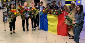 """Șincaistul Claudiu Ardelean a adus acasă un pic din aurul de la ruși: medalia de la Olimpiada internațională de chimie """"D. I. Mendeleev"""""""