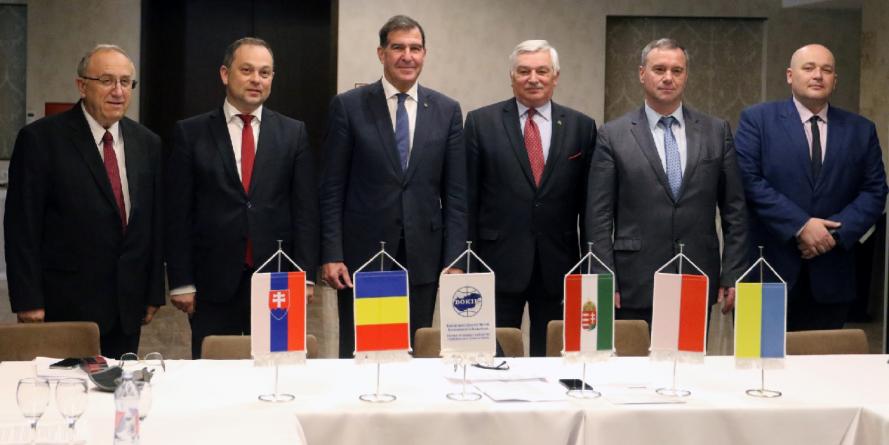 CCI Maramureș a reprezentat România la Asociația Camerelor de Comerț din Euroregiunea Carpatică