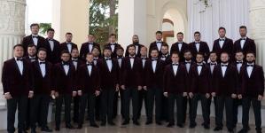 """Corala bărbătească """"Armonia"""" concertează în Baia Mare"""