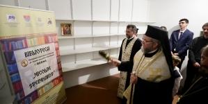 Bibliotecă românească la Berna, cu binecuvântare și cărți din Maramureș