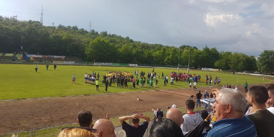 Zimbrii câștigă Super Liga după 4 ani de secetă