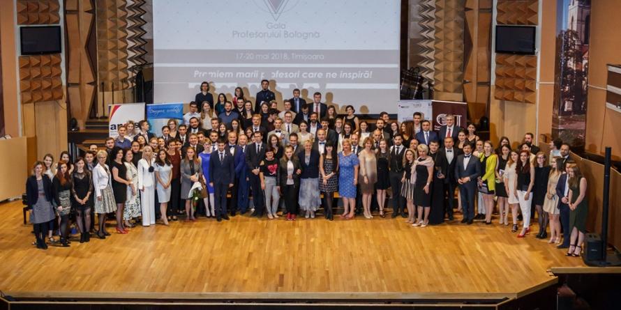 "Șase cadre didactice de la Centrul Universitar Nord Baia Mare au primit distincția ""Profesor Bologna"""