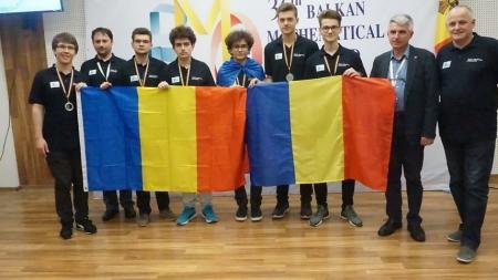 Șincaistul Darius Lazea, medalie de argint la un concurs internațional de matematică, la care au participat 17 țări