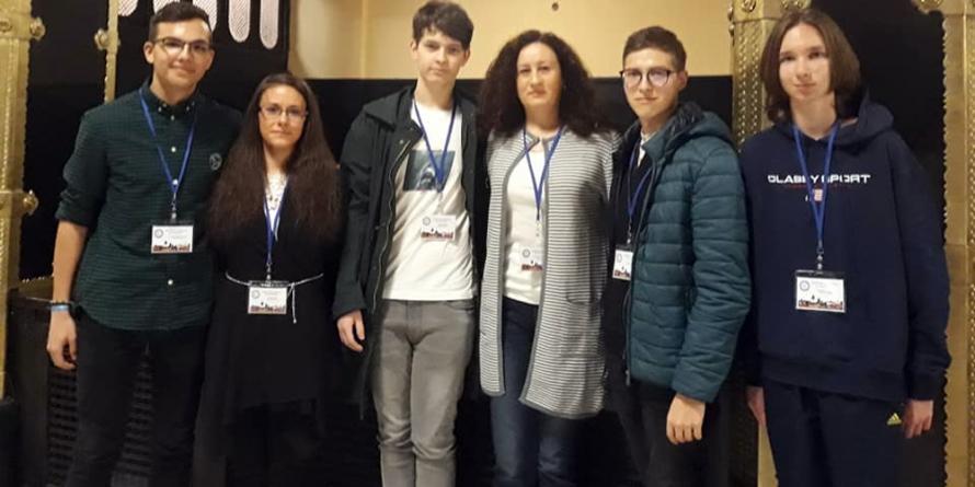 Patru din cei elevi maramureșeni participanți au fost  premiați la Olimpiada Națională de Geografie