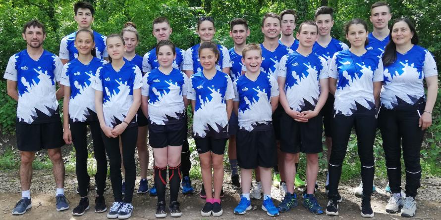 Sportivii băimăreni s-au orientat spre cinci medalii de aur la concursurile de orientare (GALERIE FOTO)