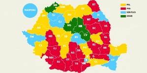 Rezultatele finale oficiale ale alegerilor europarlamentare 2019