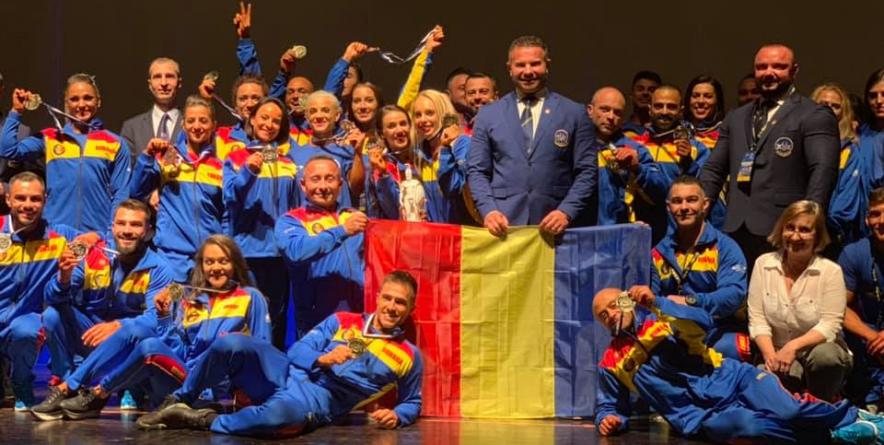 România a câștigat Campionatul Balcanic de Culturism și Fitness cu o consistentă contribuție a băimărenilor (GALERIE FOTO)