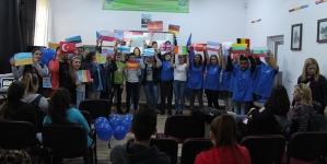 Cum s-a sărbătorit Ziua Europei la Liceul Agricol din Seini