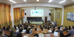 La CUNBM, sesiune de comunicări științifice studențești cu participare internațională