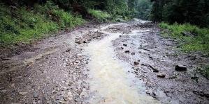 Alerte hidrologice pentru Maramureș: coduri galbene și portocalii