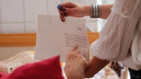 Voturi din satul Unguraș, aparținând de Dumbrăvița, lăsate pe dinafară de o eroare de sistem