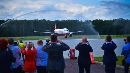 """A doua cursă Baia Mare – Antalya de pe aeroportul băimărean, de la al doilea turoperator; 2 ore și 15 minute de zbor cu """"Tarom"""""""