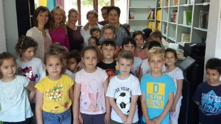 Elevi din clase pregătitoare s-au pregătit la Casa Corpului Didactic