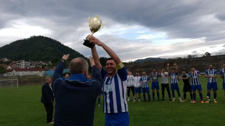 Viitorul Ulmeni – la un pas de Liga a 3-a, după ce a devenit campioană județeană