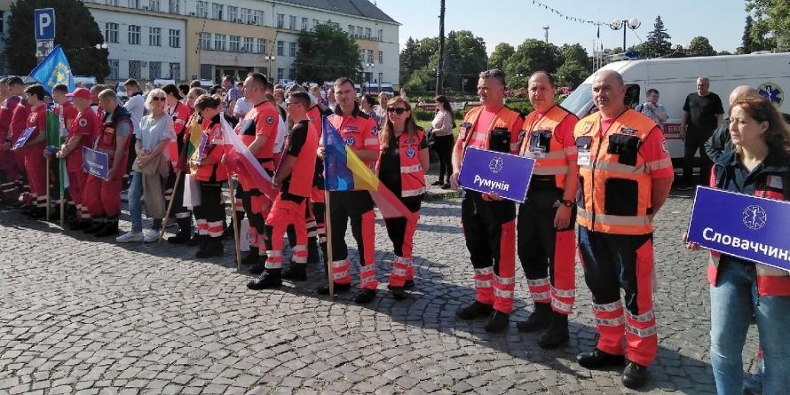 """Maramureșeni premiați la """"Raliul medical Transcarpatia-2019"""" (GALERIE FOTO)"""