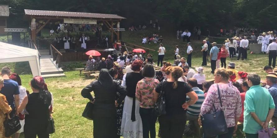 """""""Târgul Sânzienelor"""", în Băița de sub Codru"""
